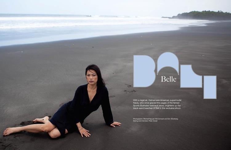 Navia Nguyễn cũng từng tham gia diễn xuất trong nhiều bộ phim đình đám như: As if (2001); The quiet American (Người Mỹ thầm lặng) (2002); Hitch (2005); Memoirs of a geisha (2006)