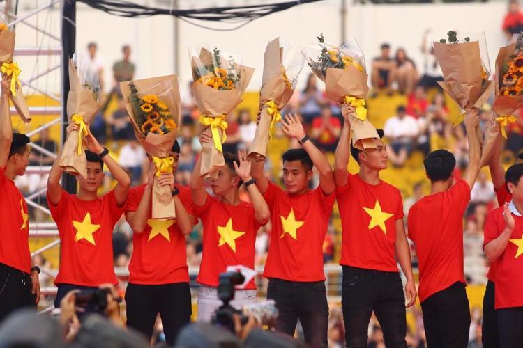 U23 Việt Nam đã tạo nên lịch sử ở U23 châu Á.