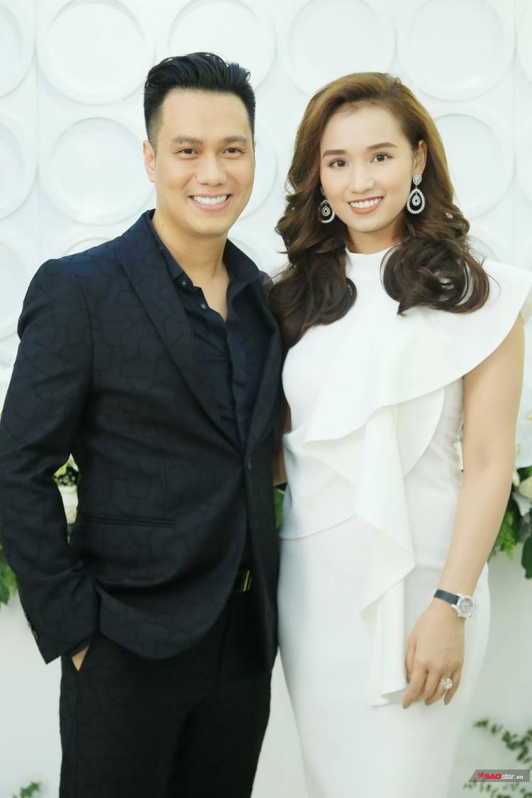 Nữ diễn viên Lã Thanh Huyền.