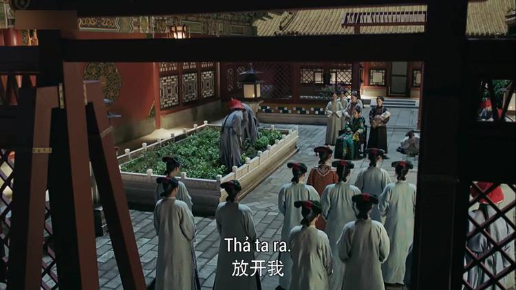 Xem phim Tập 17-18 Diên Hi công lược: Cao Quý phi chôn sống Ngũ A ca, nổi điên vì cha ruột chê mình bị thất sủng
