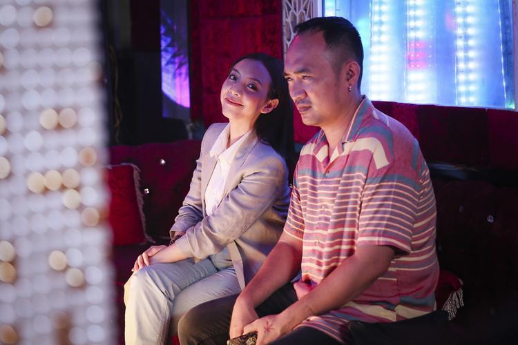 Thu Trang: Hồi xưa tôi tưởng Tiến Luật là gay, còn ổng nghĩ tôi là les