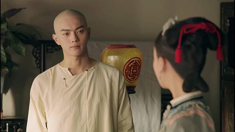 Xem phim Tập 19-20 Diên Hi công lược: Phó Hằng hôn lén Ngụy Anh Lạc  Có ai thương em như anh?