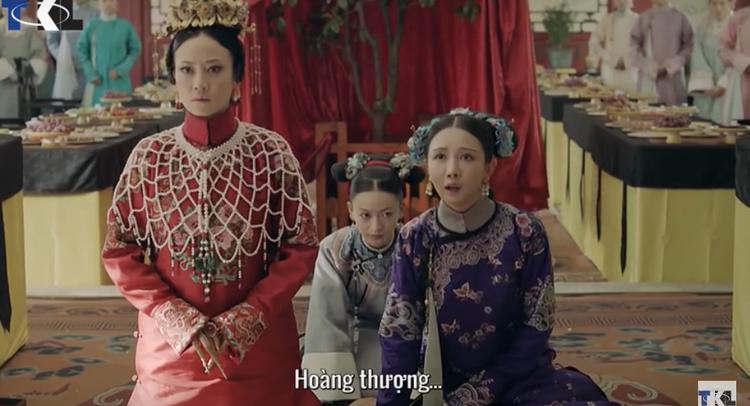 """""""Nhờ phúc"""" của phe Hoàng hậu, Cao Quý phi bị cắt bổng lộc một năm, Gia Tần bị giáng xuống thành quý nhân."""