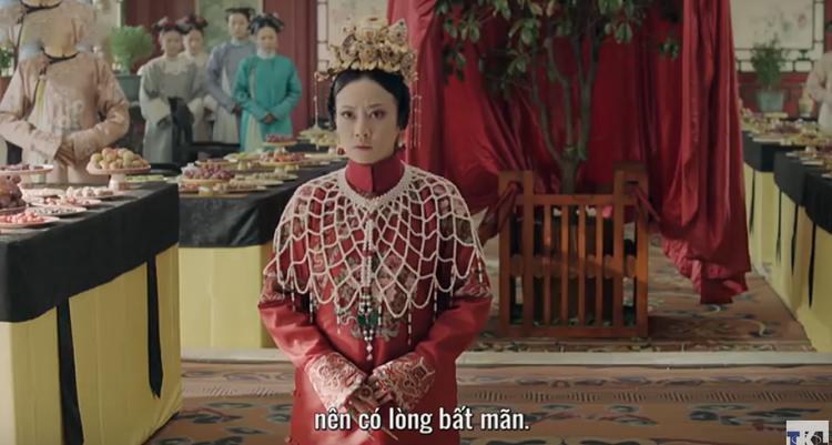 Điều đó càng khiến hoàng thượng trách mắng Cao Quý phi, cho rằng quý phi ghen tị với Hoàng hậu nên bày trò trong yến tiệc.