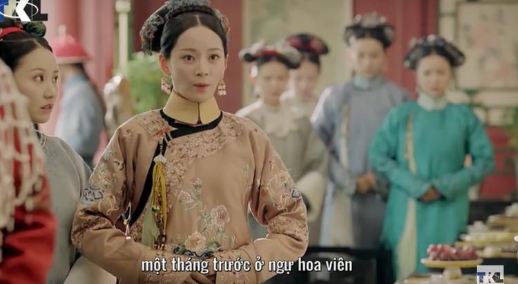 Thuần Phi kể tội Cao Quý phi đã hại Du Quý nhân hoảng sợ ra sao cho Hoàng thượng nghe.