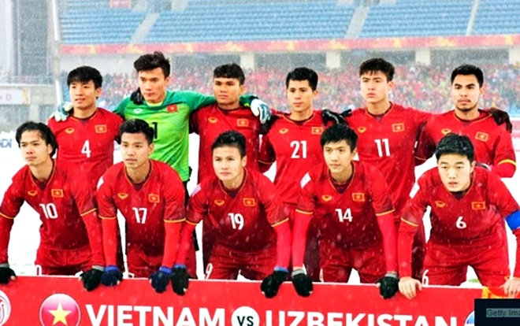 U23 Việt Nam là niềm tự hào của Đông Nam Á.