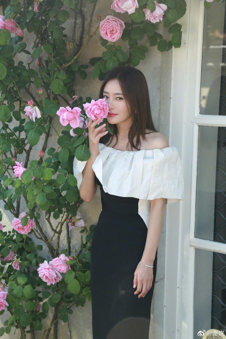 Phim Diên Hi Cung Lược: Phú Sát Hoàng hậu Tần Lam bị đào mộ ảnh thời chưa phẫu thuật thẩm mỹ
