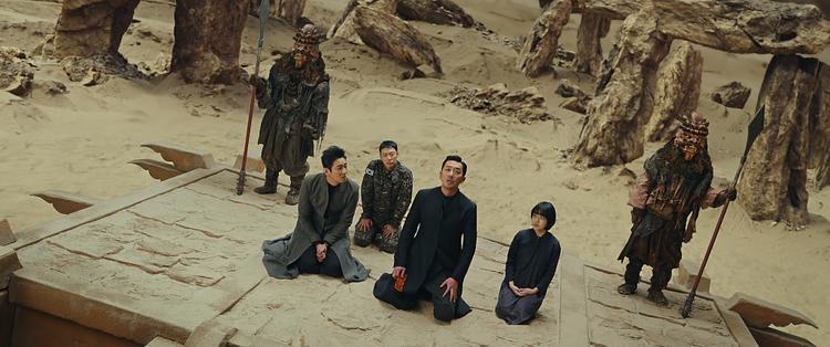 Trước ngày công chiếu, khán giả thích thú với loạt ảnh hậu trường của Thử thách thần chết 2