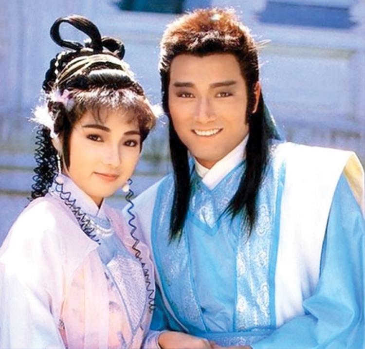 """Cặp đôi """"vàng"""" của TVB thời đó"""
