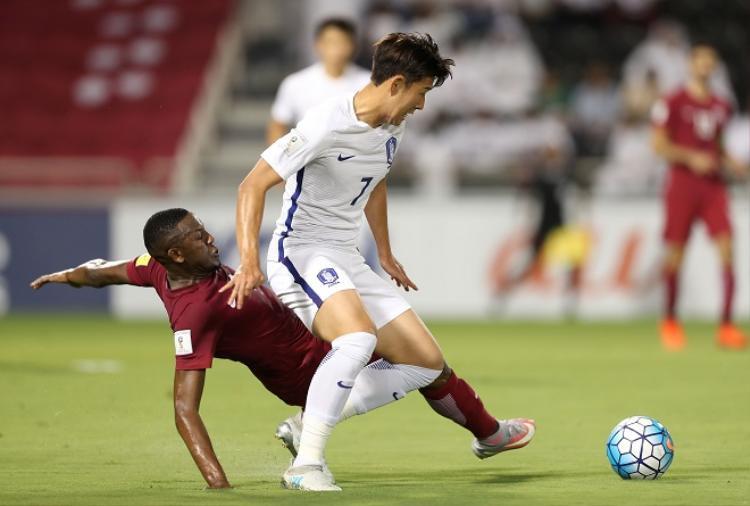 Son Heung-min sẽ phải nỗ lực rất nhiều để tránh khỏi việc thực hiện nghĩa vụ quân sự. Ảnh: Fifa.com.