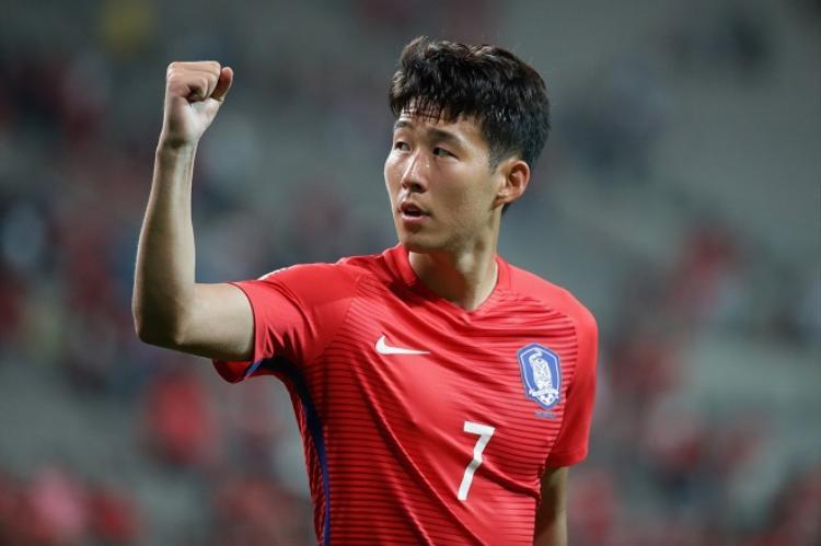 Son Heung-min trở thành niềm tự hào của ĐT Hàn Quốc. Ảnh: Fifa.com.