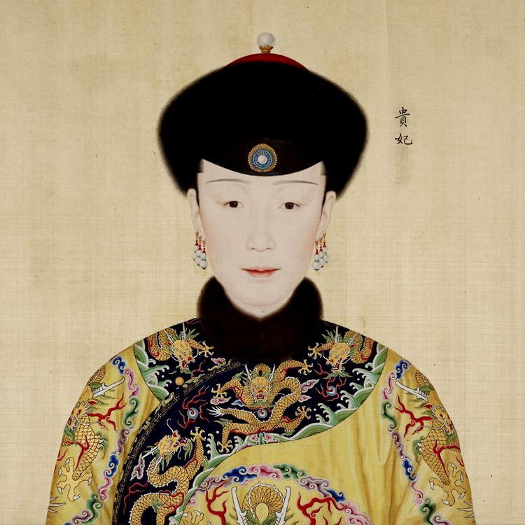 Nhan sắc của Tuệ Hiền Hoàng Quý phi rất khác so với trên tạo hình Diên Hi công lược.