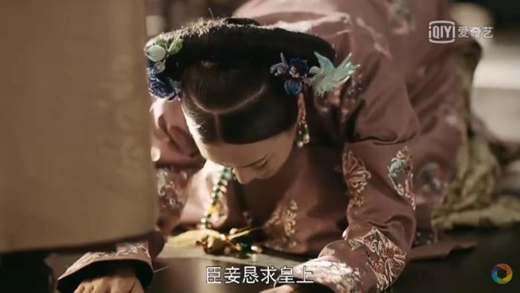 Diên Hi công lược: Hoàng hậu cấm đoán Phó Hằng đến với Anh Lạc vì muốn tiến cử cho Hoàng thượng?