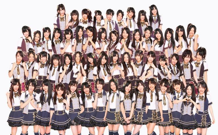 Nhóm nhạc đình đám Nhật Bản - AKB48.
