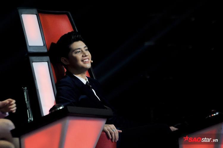 Noo Phước Thịnh trên ghế HLV The Voice: Trông 'ngầu' thế thôi…