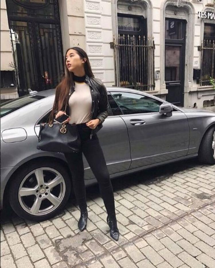 Bạn gái hiện tại của Huỳnh Anh có tên Y Vân.