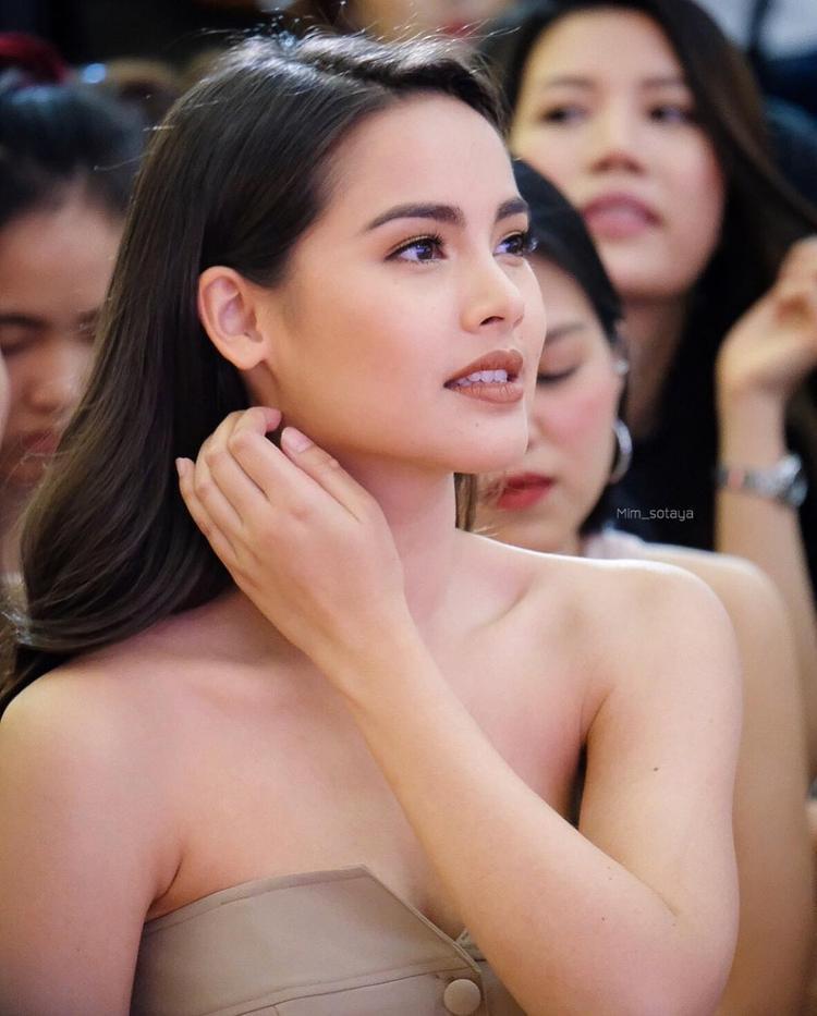 Bông hồng lai 9X xinh đẹp Thái - Nauy của màn ảnh nhỏ Thái Lan