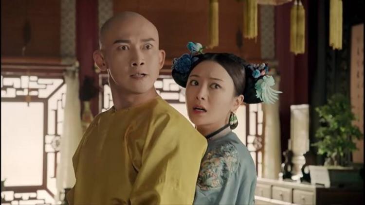 Diên Hi công lược: Càn Long  Ông chồng nhõng nhẽo được Phú Sát Hoàng Hậu hết mực thương yêu
