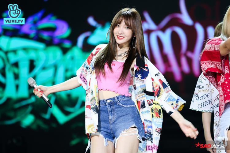 """Bức ảnh này chứng minh Hani xứng đáng với danh hiệu """"nữ thần Kpop""""."""