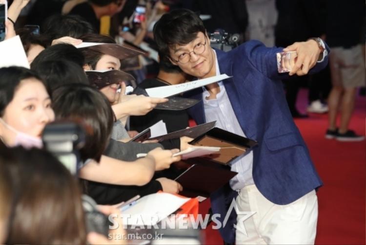 Diễn viên Jo Han Cheol.