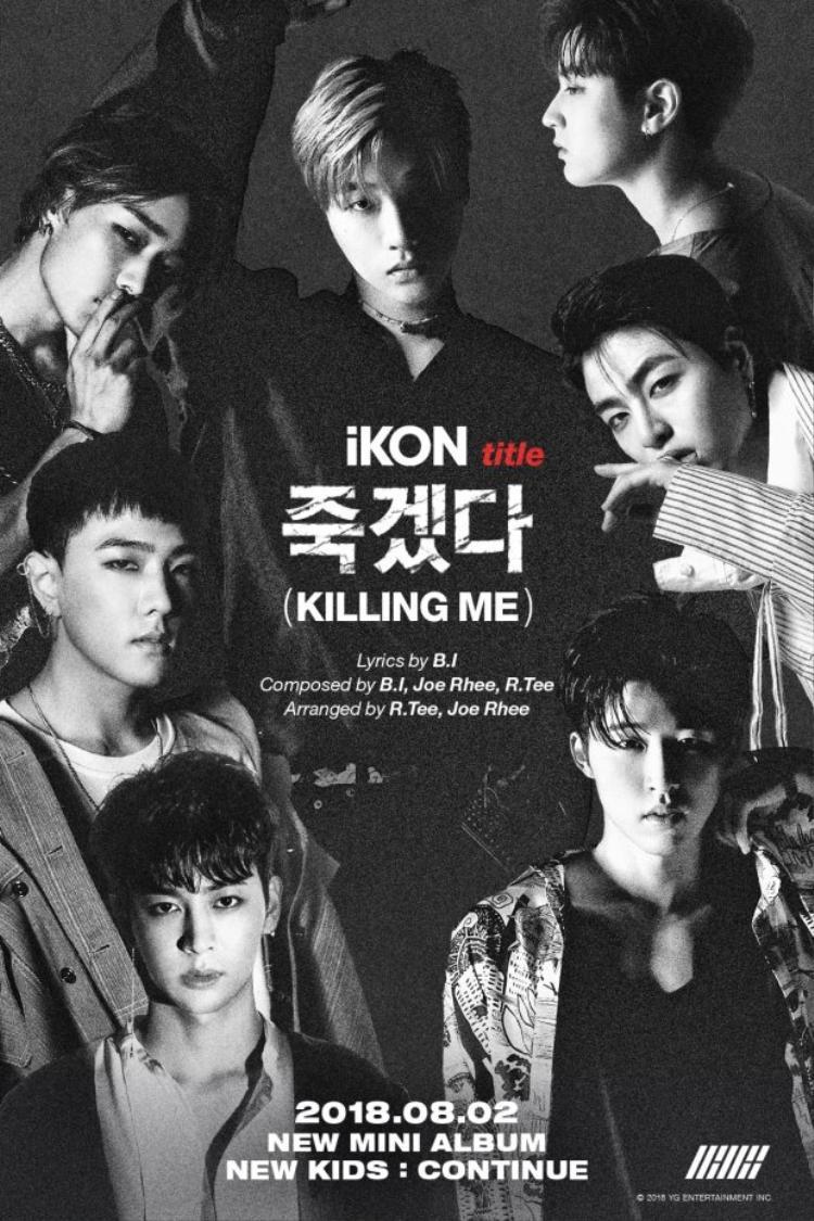 Bài hát chủ đề có tên là Killing Me.