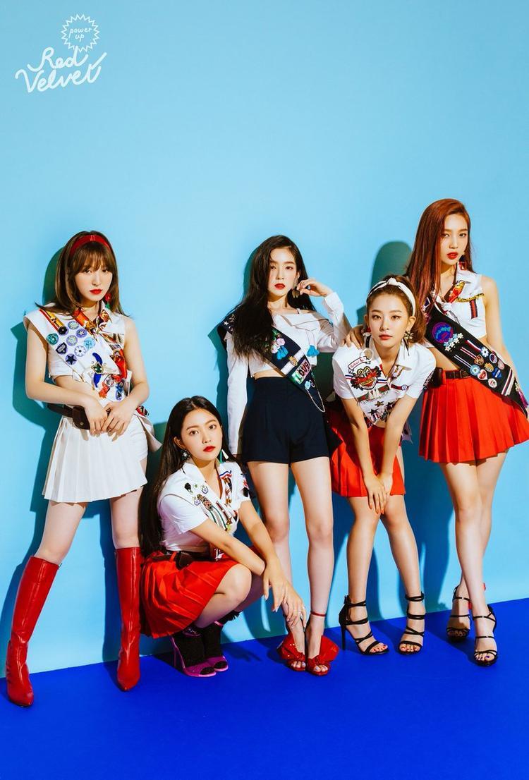 Đặc biệt hơn, girlgroup này sẽ chiêu đãi người hâm mộ ca khúc Power Up trong concert REDMARE diễn ra vào ngày 4-5/8.