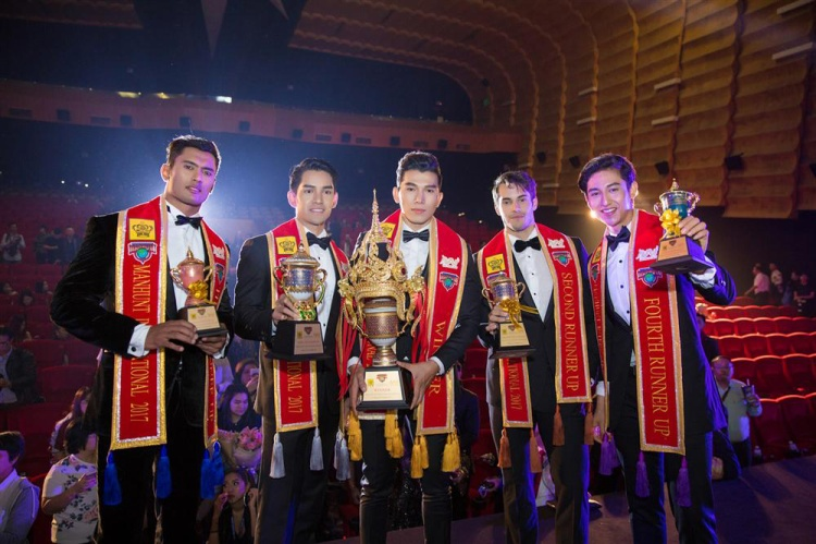 Đại diện Việt Nam chiến thắng ngôi vị cao nhất tại cuộc thi sắc đẹp uy tín dành cho nam giới tại xứ Chùa Vàng.