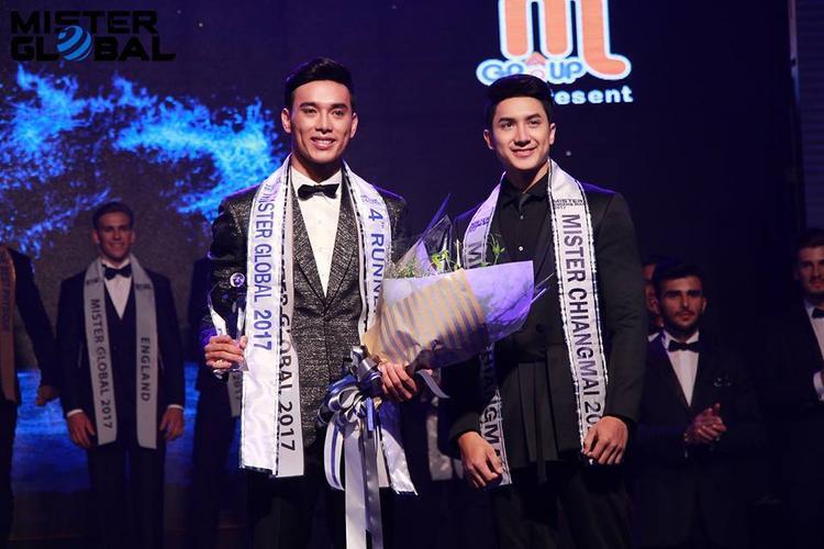 Trong đêm chung kết Mister Global 2017, Thuận Nguyễn dừng chân ở danh hiệu Á vương 4.Điều này khá đáng tiếc bởi vì Thuận Nguyễn vốn được đánh giá rất cao ở những vòng ngoài.