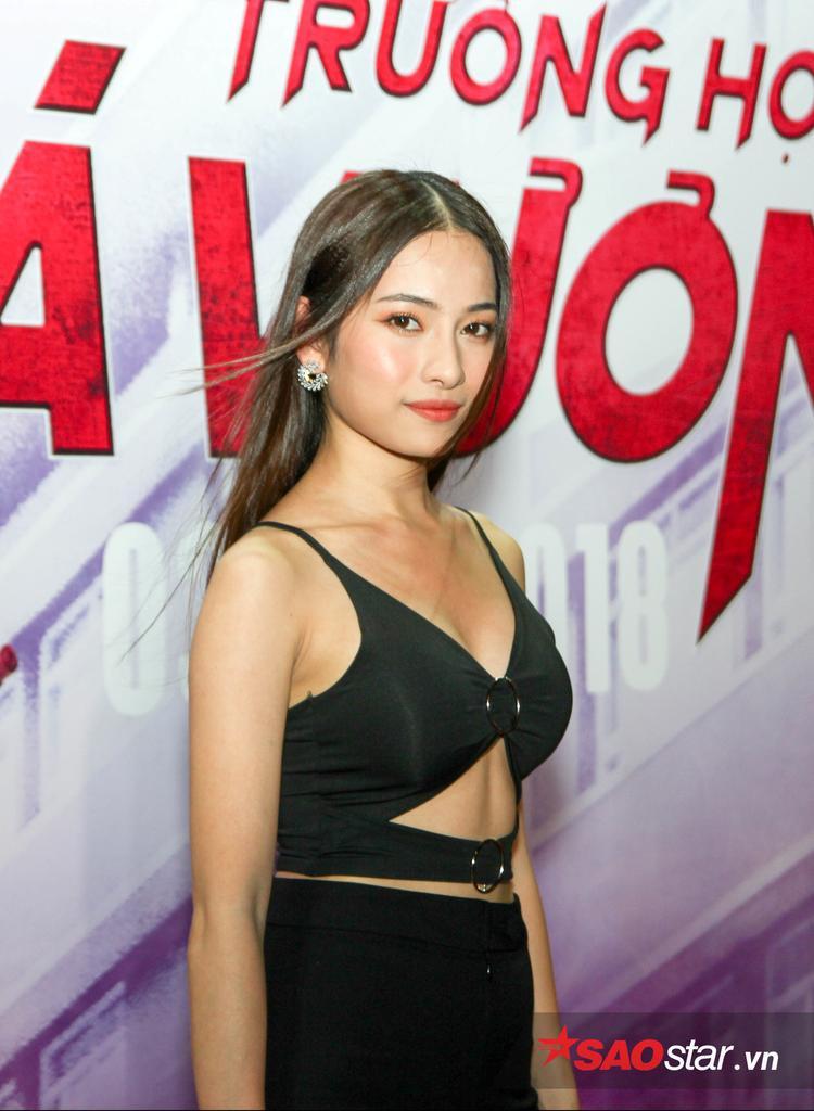 Thúy Vi khoe ngực khủng, Liz  Hạ Anh kín đáo bên dàn diễn viên trẻ Trường học bá vương