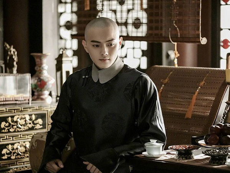… cũng xứng đáng khi vai diễn Phó Hằng trong Diên Hy công lược được yêu thích đến thế.