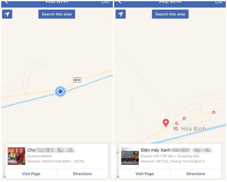 Mẹo tìm Wi-Fi miễn phí xung quanh bằng ứng dụng Facebook ít người biết