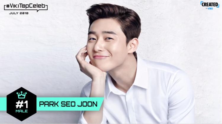Đẩy Lee Young Suk xuống, Park Seo Joon leo lên vị trí thứ nhất trong tháng 7.