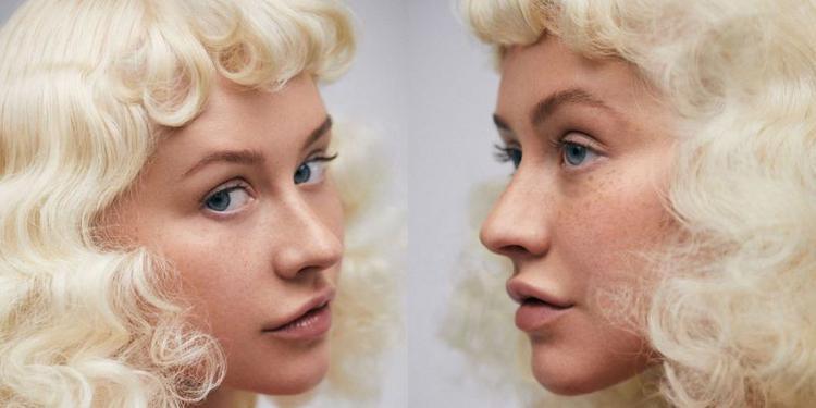 Dù thế nào thì Christina Aguilera vẫn là một huyền thoại!
