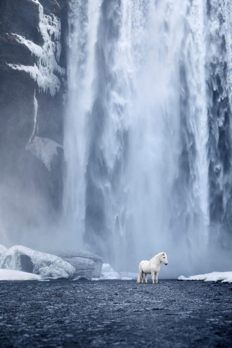 Tuy nhiên, tại Iceland, thời tiết mới là trở ngại lớn nhất.