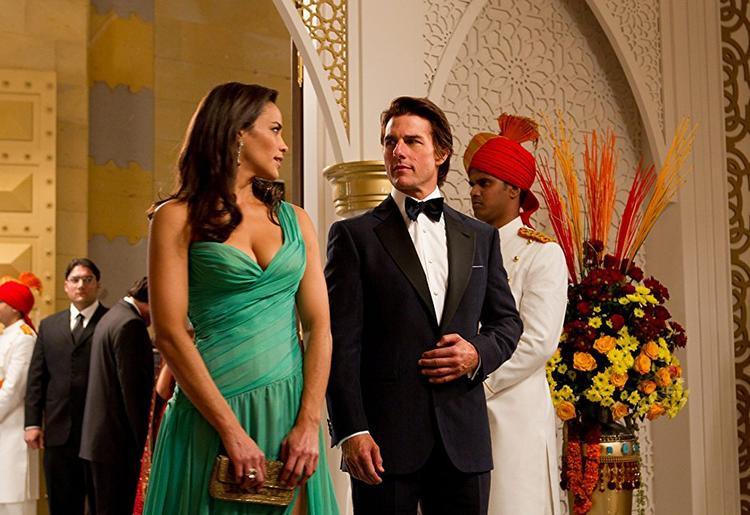 Cô vào vai điệp viên Jane Carter song hành cùng với điệp viên Ethan.