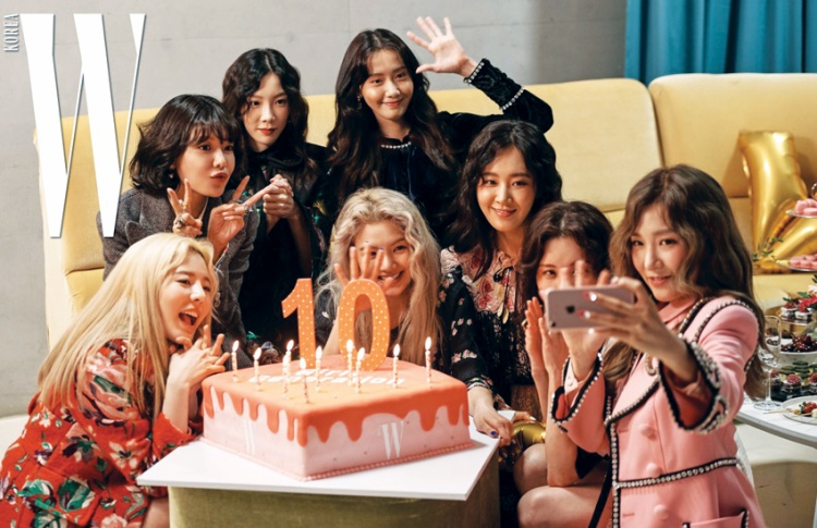 Girls' Generation.