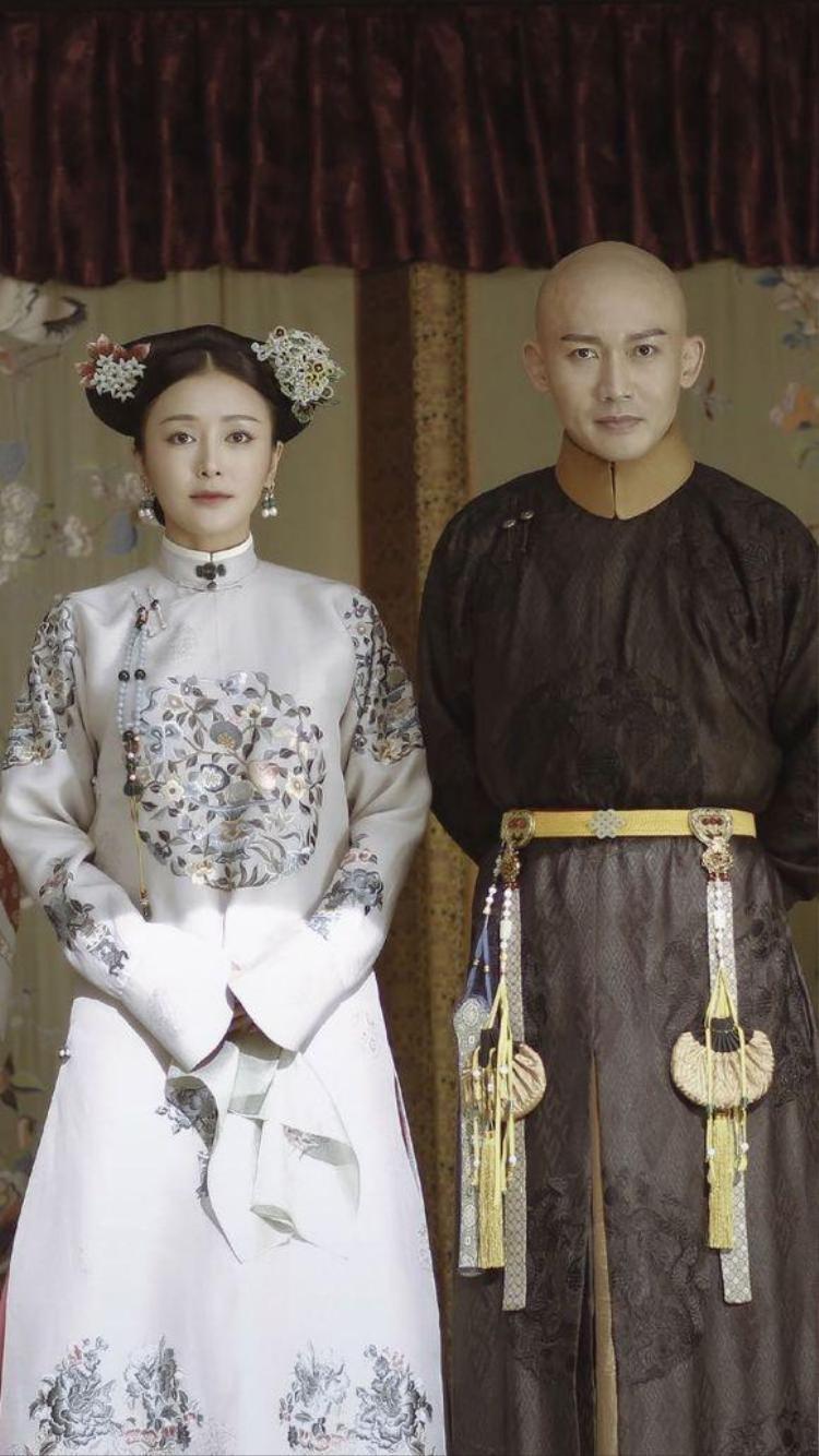 Trang phục của Phú Sát Hoàng hậu trong Diên Hi công lược trị giá lên đến 1,4 tỷ đồng