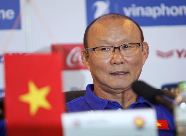 HLV Park Hang Seo muốn U23 Việt Nam làm hài lòng người hâm mộ.