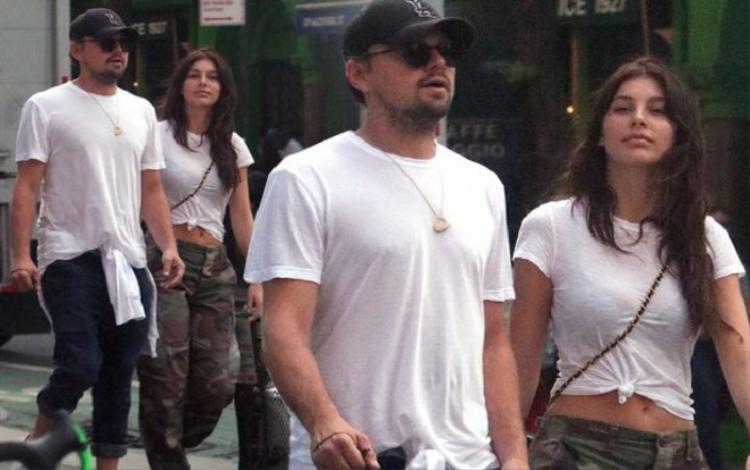 Ngây ngất trước nhan sắc và thân hình hoàn hảo của bồ mới Leonardo DiCaprio