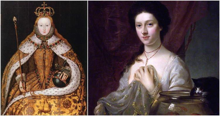 """Phụ nữ trong thế kỷ 16 thường sử dụng một sản phẩm làm trắng da được gọi là """"Venetian Ceruse""""."""