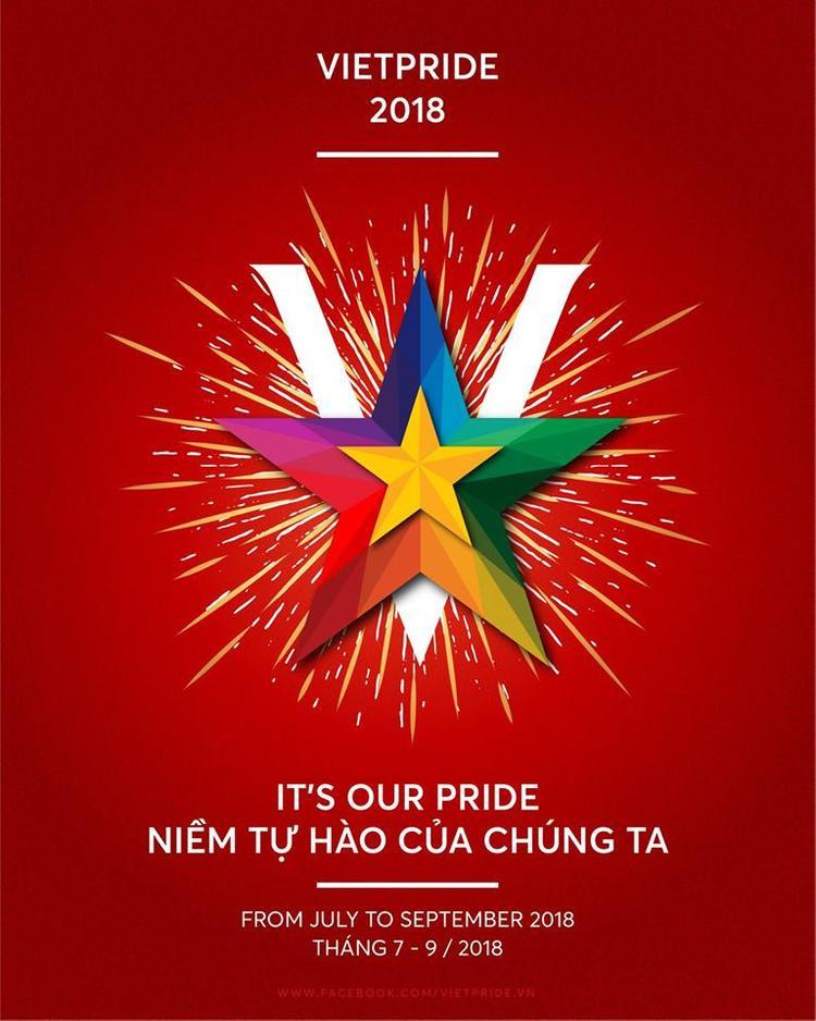 VietPride 2018 đã chính thức bắt đầu, hứa hẹn một mùa cầu vồng rực rỡ cho cộng đồng LGBT Việt
