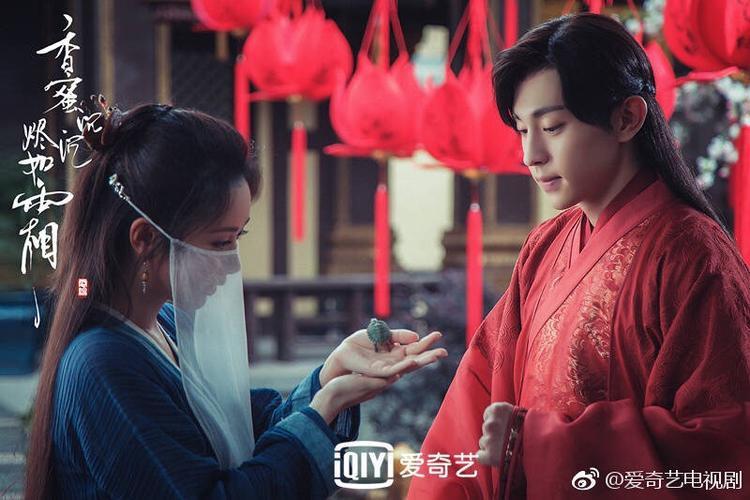 Hai nhân vật chính của bộ phim là Dương Tử và Đặng Luân đang được khán giả rất yêu thích