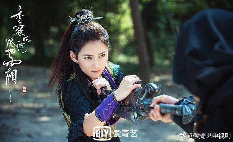 Biện Thành công chúa Lưu Anh (Trần Ngọc Kỳ đóng)