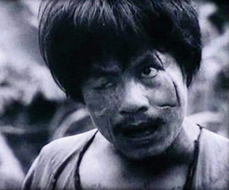 Tạo hình của ông khi vào vai nhân vật Chí Phèo.