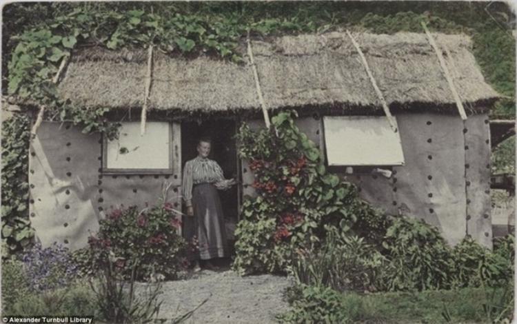 Ngôi nhà của gia đình ông Bell. Ảnh: Dailymail