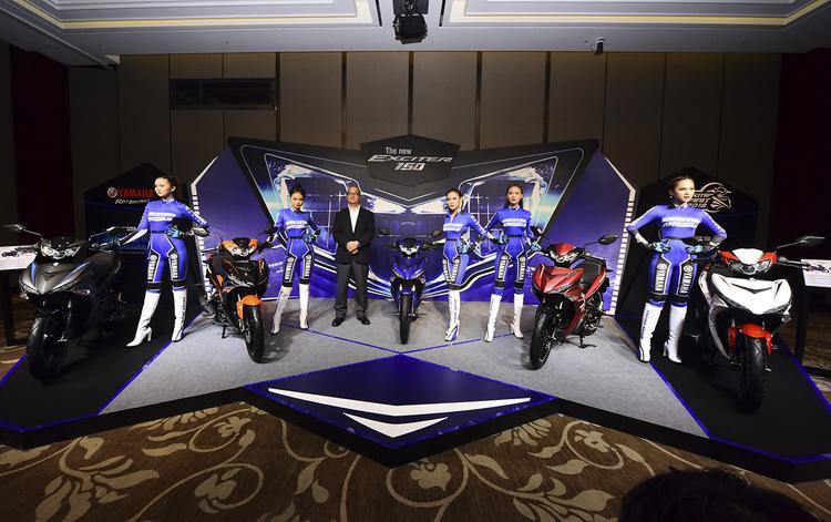 Yamaha Exciter 2019 trình làng tại Việt Nam: Động cơ không đổi, giá đắt hơn 2 triệu!