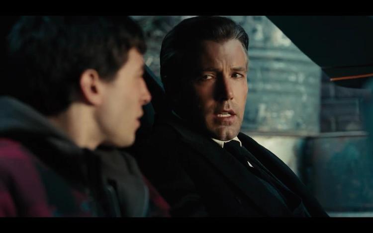 Có thể Ben Affleck sẽ vẫn quay trở lại trong dự án riêng The Batman