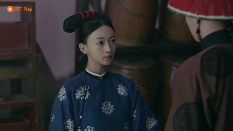 … nhưng thần thái chị vẫn đĩnh đạc như ngày thường chửi lộn với Cao Quý phi.