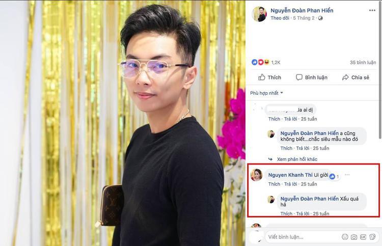 Bình luận đáng yêu của Khánh Thi khi thấy ông xã cắt tóc