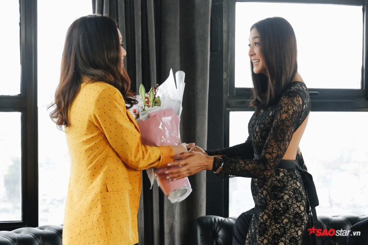 HH Hương Giang vui mừng tái ngộ Lukkade, bắt tay làm một điều bất ngờ cho cộng đồng LGBT Việt